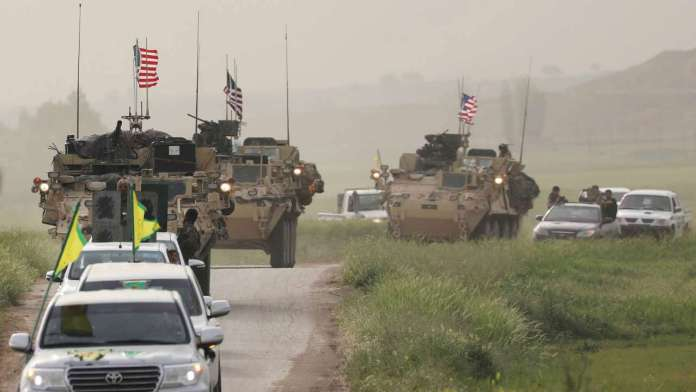 USA: Incoming weeks United States will withdraw its military from Syria
