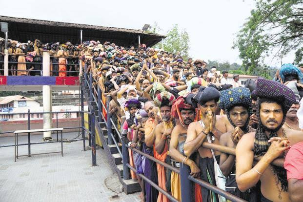 Sabarimala explained: judgment of the Supreme Court, protest marches and controversy