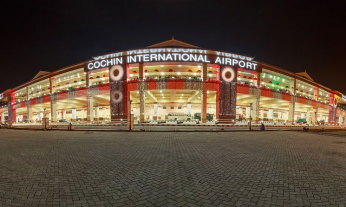 Commuters from Kuwait detained with gold value 2 crores at Kochin Airport
