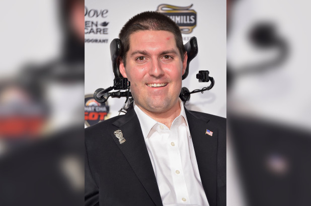 U.S. champion Pete Frates, who sparked the