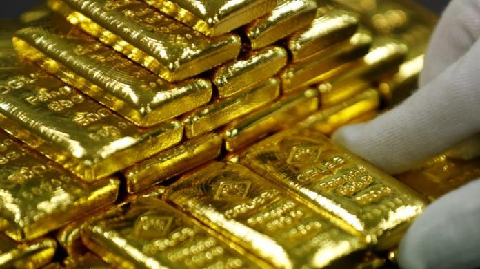 Gold stays under $1562/60, disregarding threat-negative in Middle East
