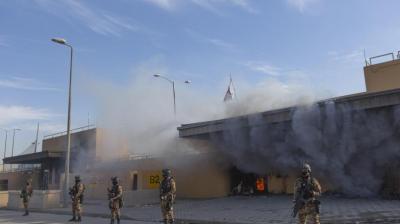 Iraq: 2 rockets hit the province of Bhagdad