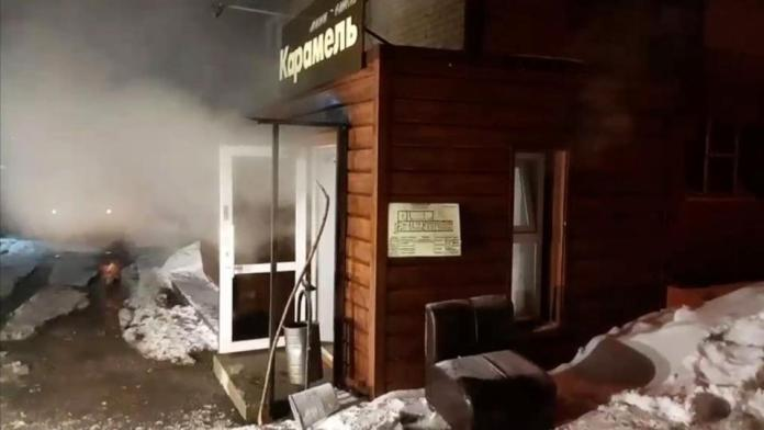 5 individuals lost there lives, as boiling water immerses rooms in russian hotel