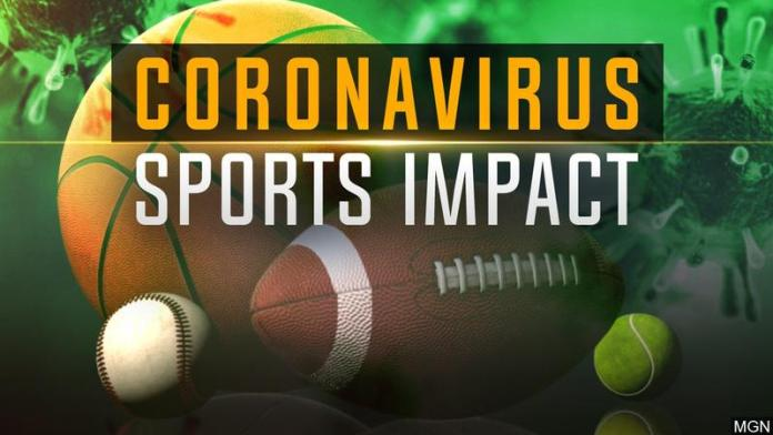 List of sports events affected due to coronavirus pandemic