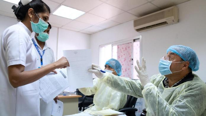 Several Medical Staff test positive for Covid 19 in Kuwait