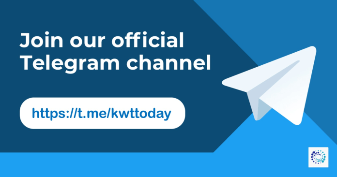 Join Kwt Today's Telegram Channel to get the latest News and updates in real-time