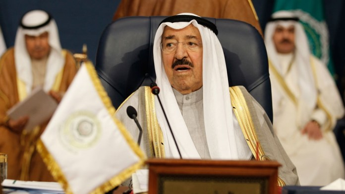 His Highness Amir of Kuwait To Address Nation This Afternoon At 3pm