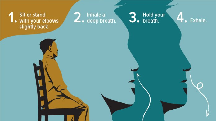 Must Try: Deep Breathing technique to relieve stress