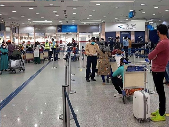 Around 100000 expats to exit Kuwait with no return