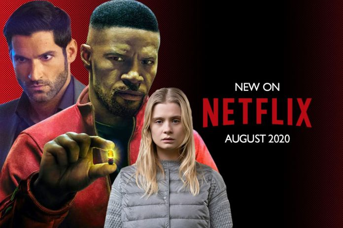 Netflix: What's Coming in August 2020