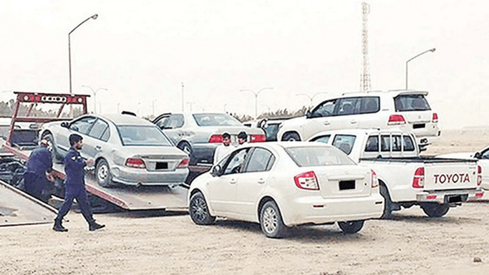 48 juveniles caught driving without licence in Kuwait