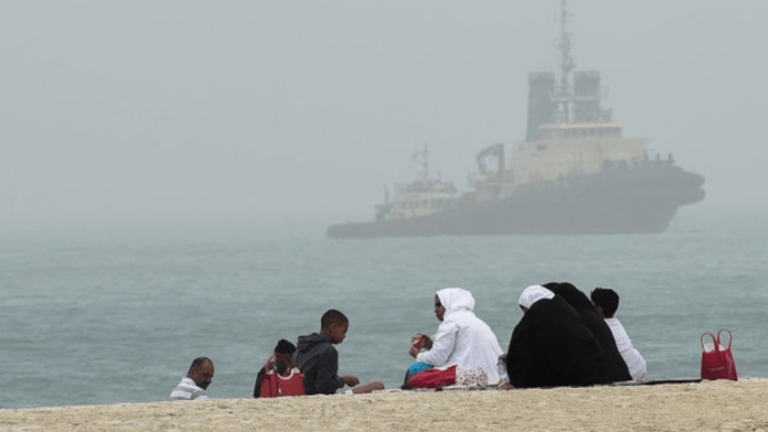 UAE: Ban on overnight beach camps and caravans to continue