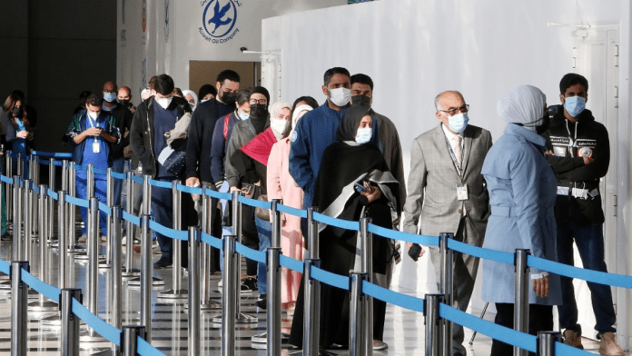 20,000 people receive COVID-19 vaccine in Kuwait