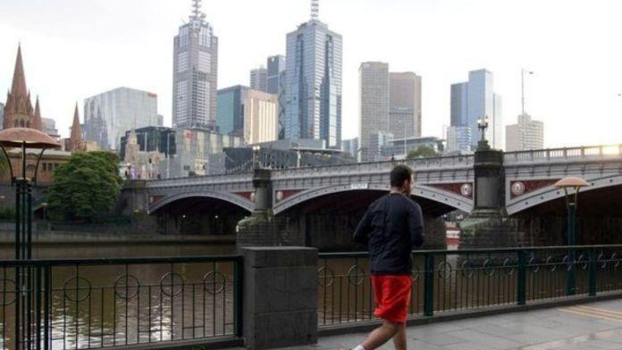 Australia - Victoria on lockdown