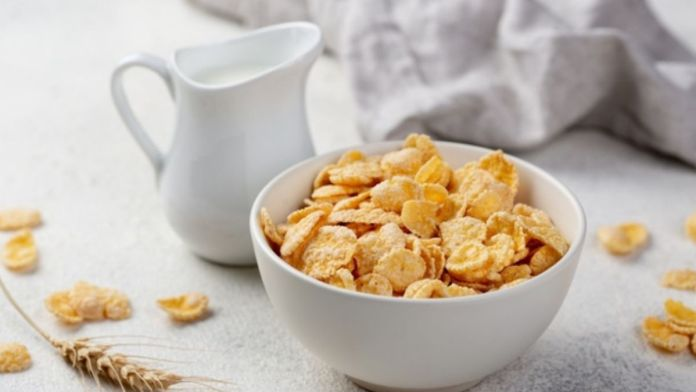 Dog detects 20kgs of cocaine laced Corn Flakes in USA