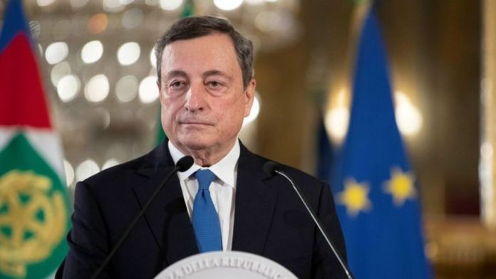 Mario Draghi sworn in as Italy's new Prime Minister