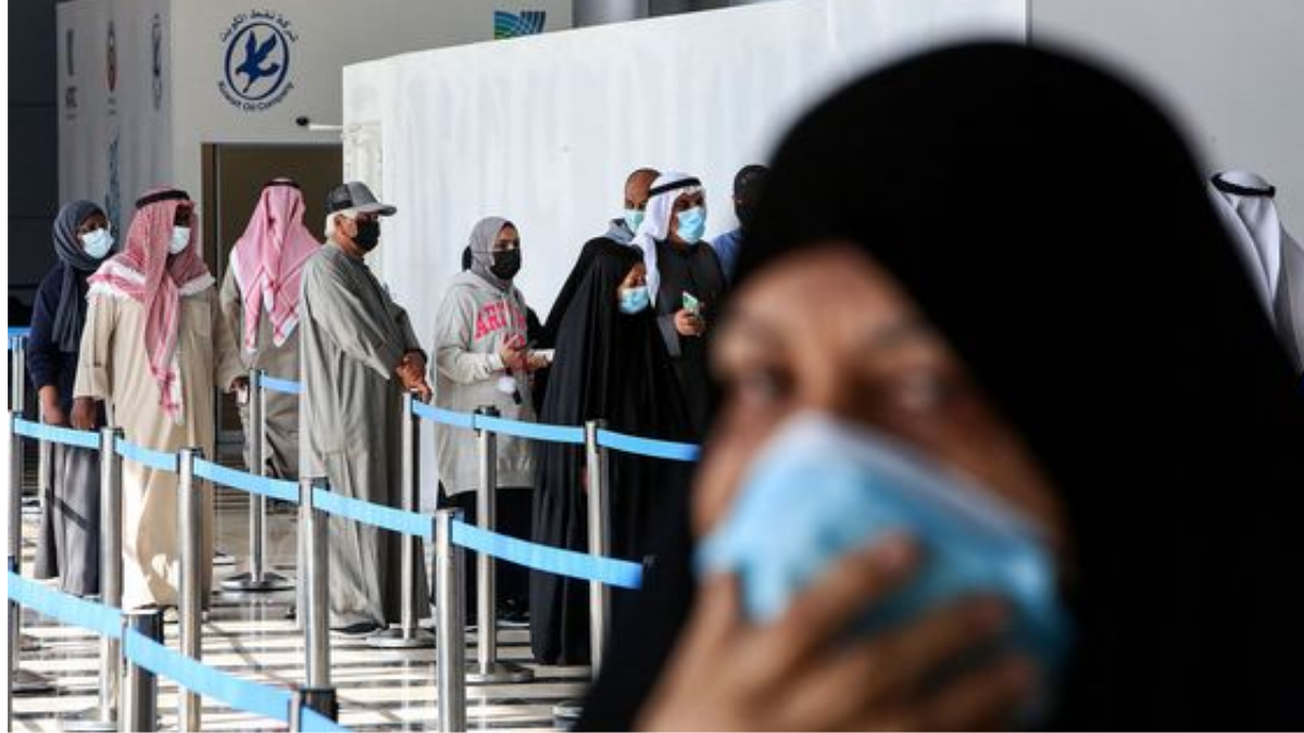 Kuwait mulls exempting vaccinated people from institutional quarantine