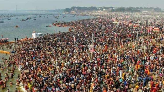 India - Hundreds test positive for Covid19 at Kumbh Mela