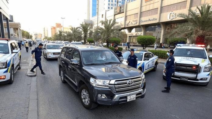 Kuwait's police end partial curfew