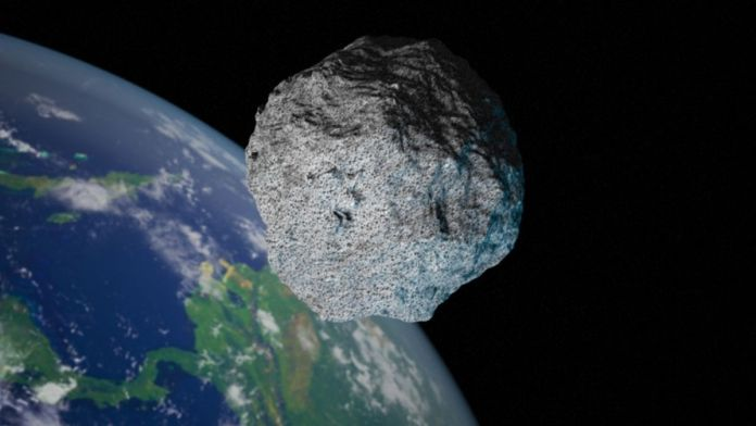 NASA : Asteroid the size of stadium to fly past Earth