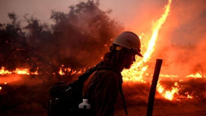 USA : California couple face charges as gender reveal party caused wildfire