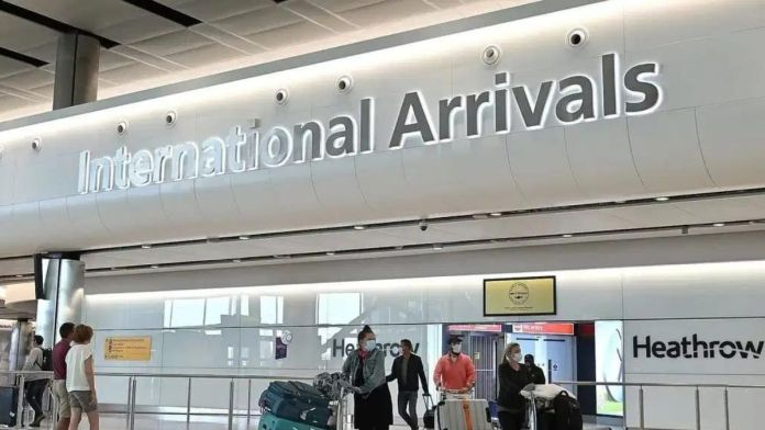 UK : Quarantine to end for vaccination travellers