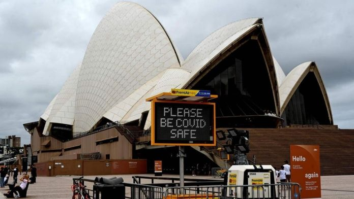 Australia : Stricter rules imposed in Sydney to restrict the spread of Delta Variant