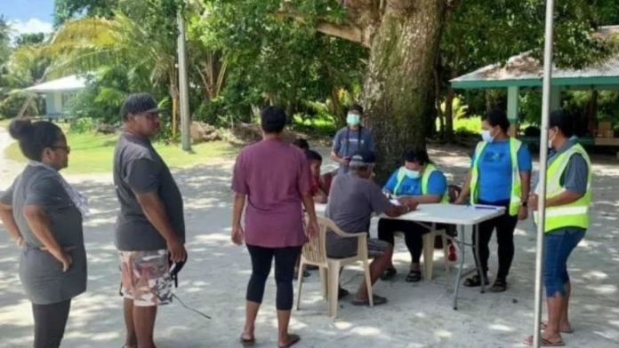 Palau - A tiny Pacific nation nears 100% vaccination
