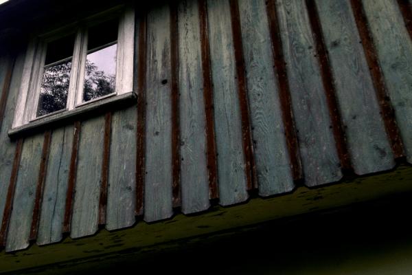 Jak oswoić stary dom - drewniane zewnętrza