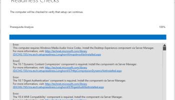 Windows Update Error code 0x80070643 installing Update
