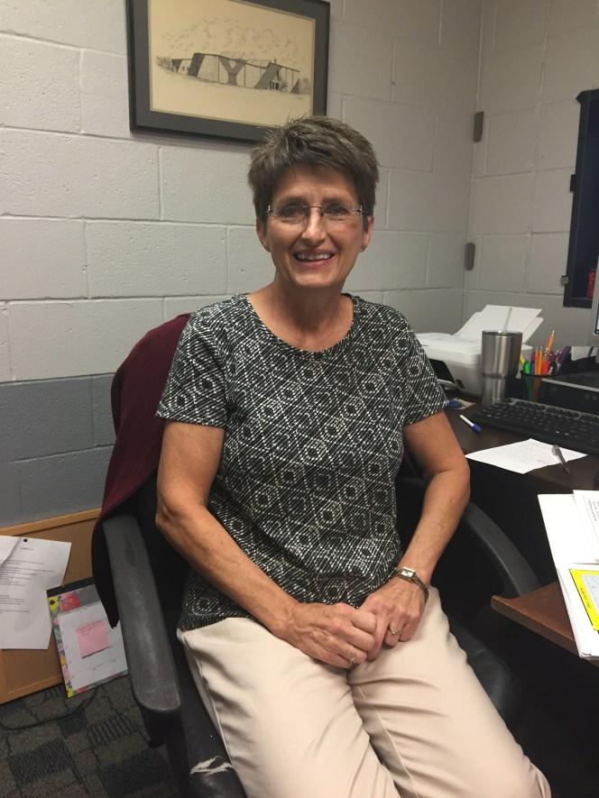 Vandalia YMCA Director Debbie Hopke