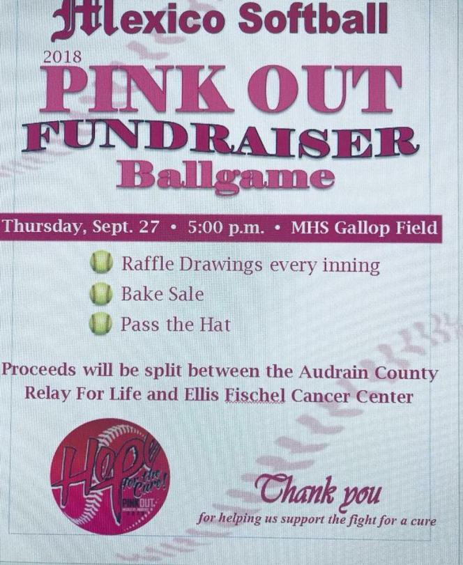 pink out game