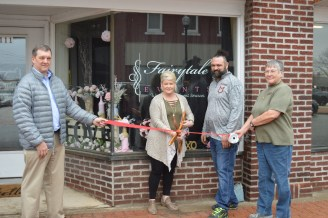 Fairy Tale Events Ribbon Cutting