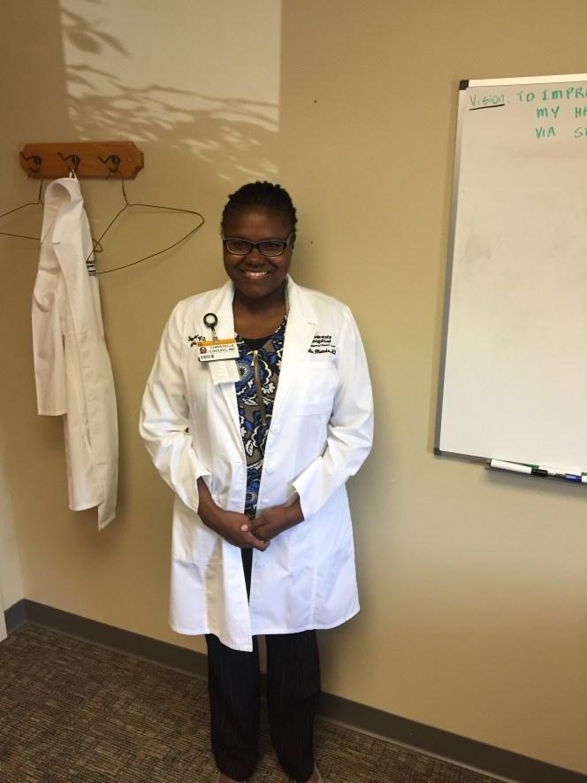Dr. Christelle Ilbudo MU Health Care