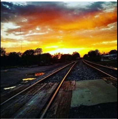 eli's train photo