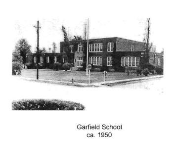 We Remember:  Garfield School