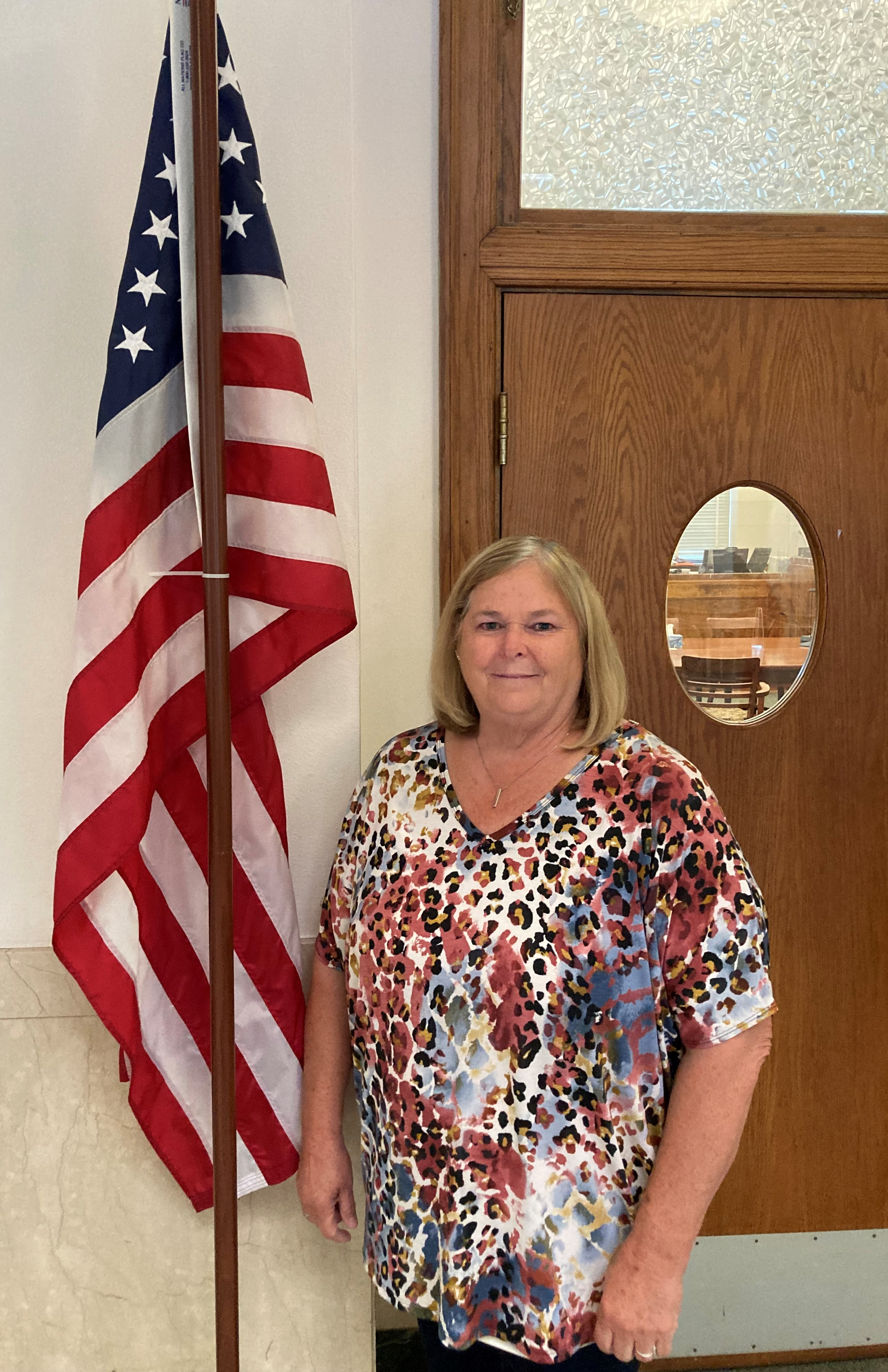 Audrain County Circuit Clerk Penny Creed Announces Retirement For Next Year