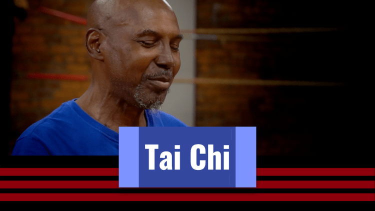 Tai Chi by Master Eric