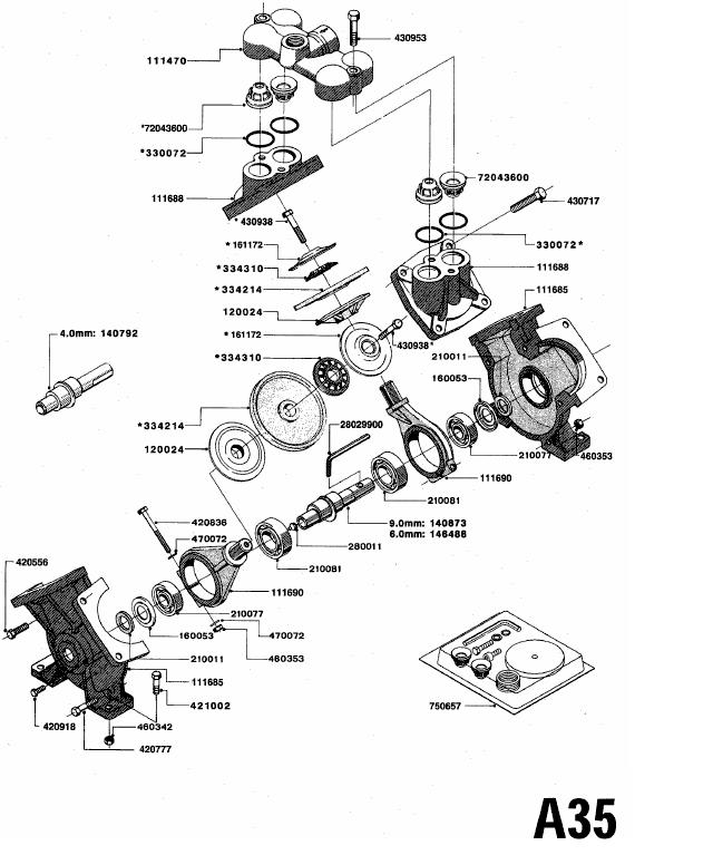 Diaphragm Pump Parts Diagram, Diaphragm, Get Free Image