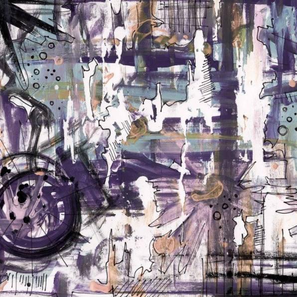 """Darn Old Factory"" - Digital Artwork, 2017"