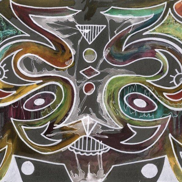 """Machine of Many Faces"" - Digital Artwork, 2017"