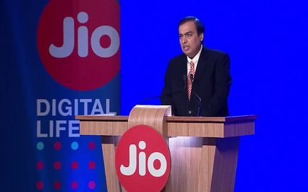 12th Pass Jobs in Reliance jio