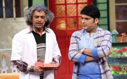 The Kapil Sharma Show went out of the top 10 list in TRP @sunil Grover