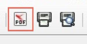 PDFとして直接エクスポート