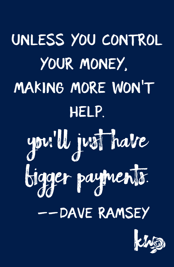 25 Dave Ramsey Quotes To Keep You Disciplined