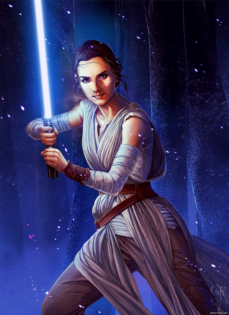 Rey by Julia Lichty