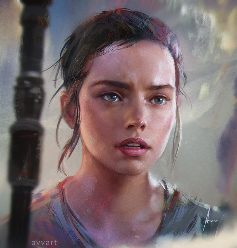 Rey by Vinogradov Aleksei