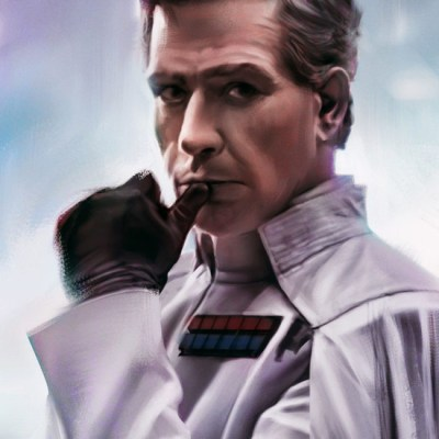 Director Krennic by Dave Keenan