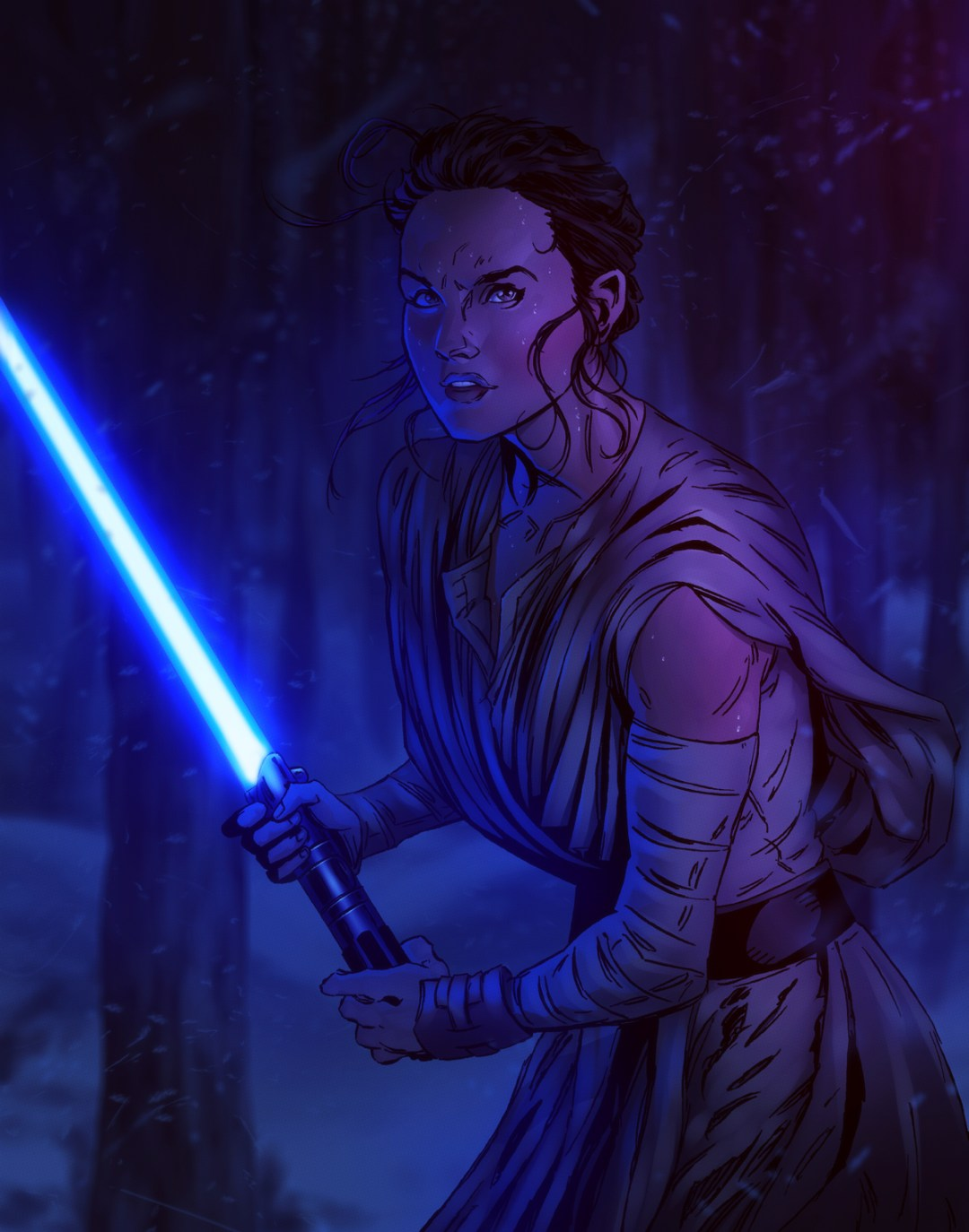 Rey by Tyler Cairns
