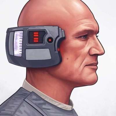 Lobot by Mike Mitchell